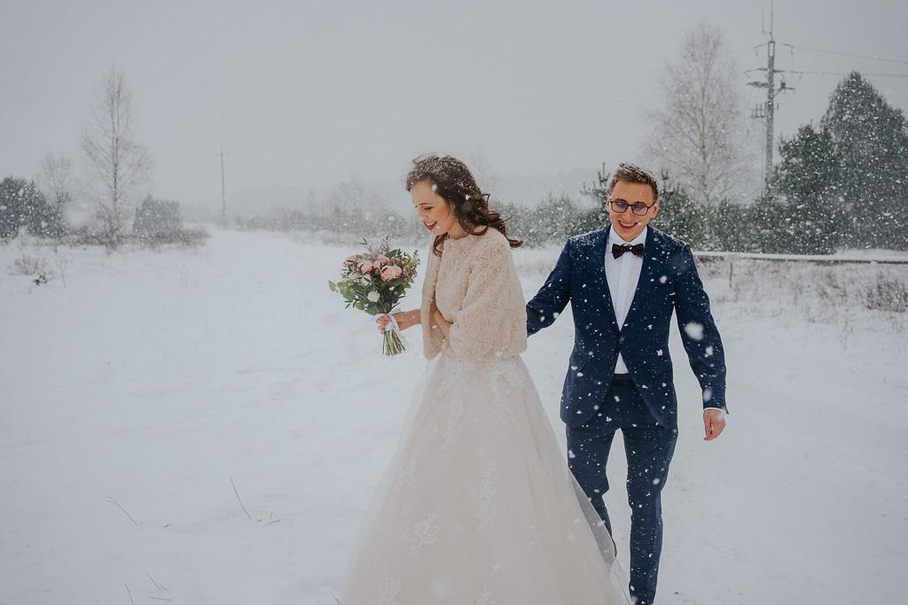 zimowa sesja Piotr czyżewski fotografia